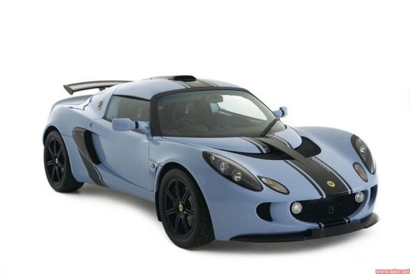 2007 Lotus Exige S Club Racer