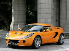 Lotus Supercharged Elise