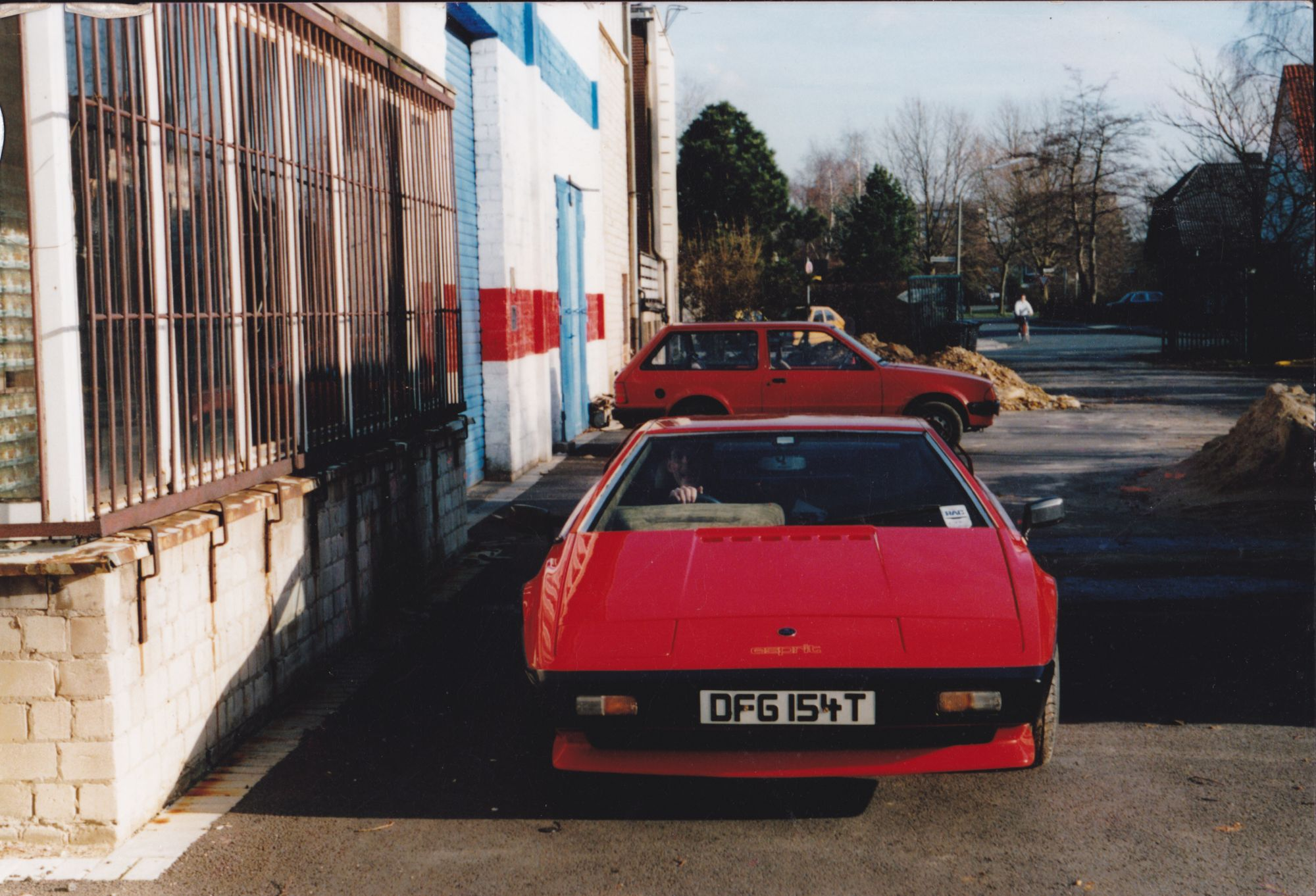 My old Esprit S2 1978
