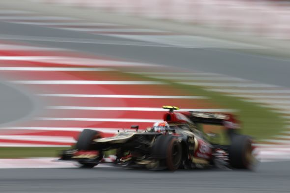 2013 Spanish Grand Prix - Friday