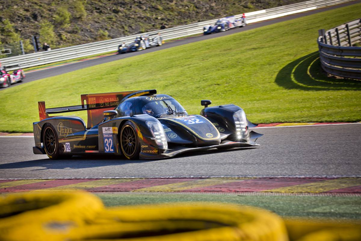 WEC 2013 Spa Francorchamps Lotus LMP2 021