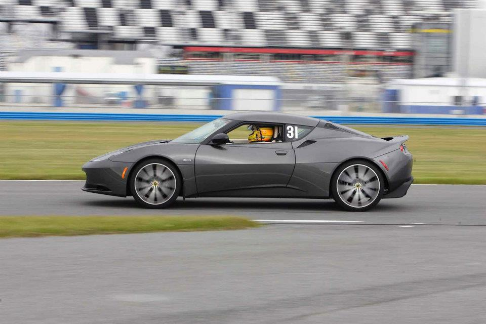 Lotus Rocked Daytona