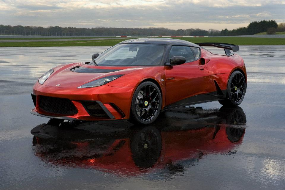 Chrome Evora GTE