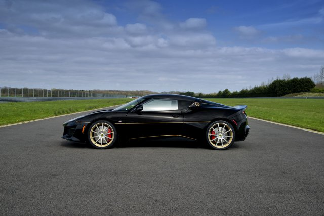 Lotus Evora Sport 410 GT Edition salutes US launch