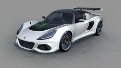 The Lotus Exige Cup 430 Type 25 collector's piece